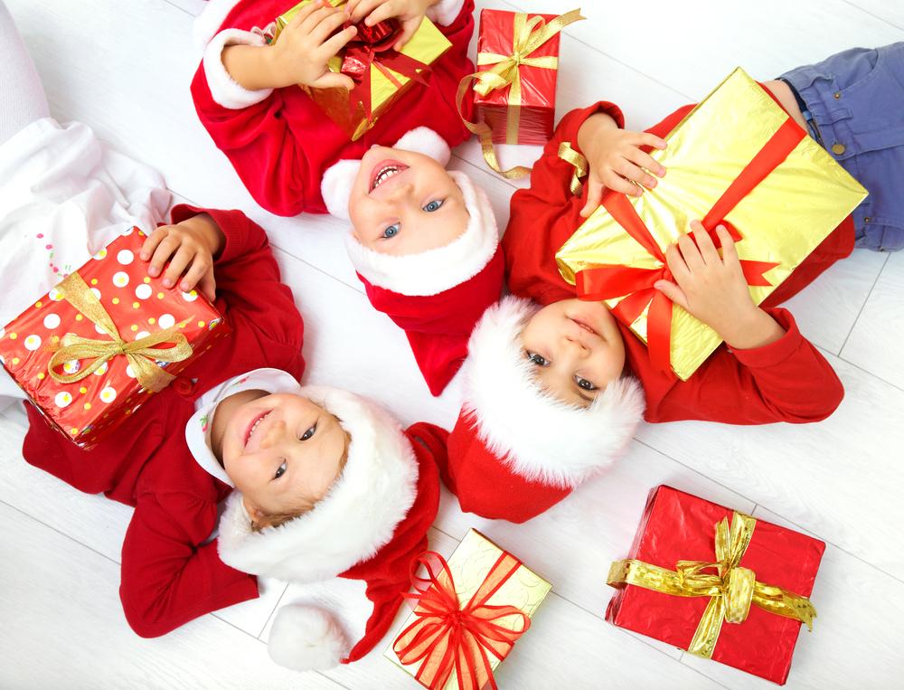 Enfants cadeaux équitable