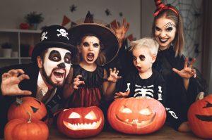 Halloween Famille